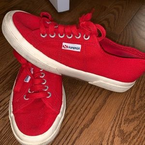 💯💢 RED Supergas Size 8W